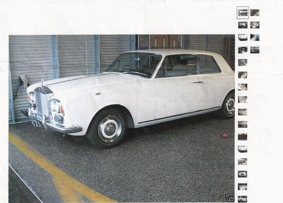 1967 Rolls Royce Silver Shadow :11 car images available